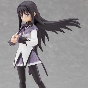 Puella Magi Madoka Magica – Homura Akemi 1/8 PVC Posable Figure by Max Factory