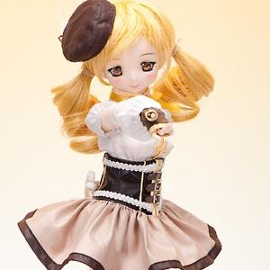 Puella Magi Madoka Magica – Tomoe Mami 40cm doll by Polygonia