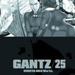 Top Manga USA Oct.2012, #80: Gantz Vol.25