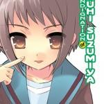 Indignation of Haruhi Suzumiya (Haruhi Light Novel 8) [Yen Press, 2012.11.14]