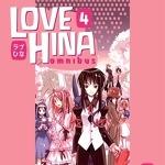 Love Hina (Omnibus Kodansha Ed) Vol 4 [Kodansha USA, 2012.11.13]