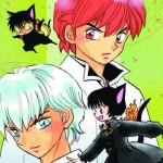 Rin-ne vol 10 [Viz, 2012.11.14]